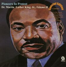 Dr. Martin Luther King Jr. - Pioneers In Protest II CD SEALED NEW speech & music