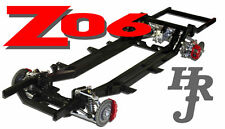 Rolling Chassis Corvette Z06 Air Ride 55 56 57 Chevy