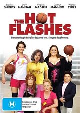 The Hot Flashes (DVD, 2013)