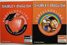 Shurley Grammar: Level 2 - Student Workbook by Shurley