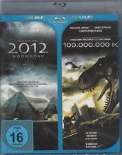 Blu-ray / Doppel BD: 2012 Doomsday+100 Million BC
