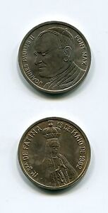1982 Commemorative Medal Pope Saint John Paul II Fatima x 25 Medal Lot