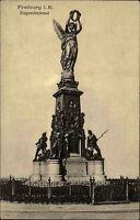 Freiburg im Breisgau Baden-Württemberg ~1910 Siegesdenkmal Denkmal Statue Turm