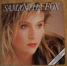 SAMANTHA FOX Same LP/GER