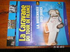 ¤ Fascicule Caravane Tour de France n°20 Hotchkiss Matignon Leducq Tour de 1996
