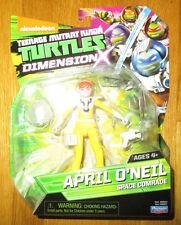 Teenage Mutant Ninja Turtles DIMENSION X APRIL ONEIL FIGURE TMNT NEW