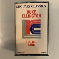 Duke Ellington The Big Band LRC Jazz Classics (Cassette)