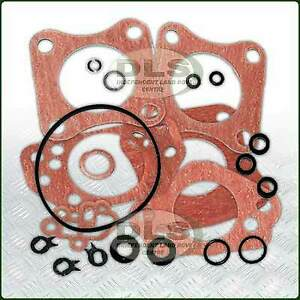SU Carburettor Gasket Set 3.5V8 Range Rover Classic,Discovery,Defender (WZX1505)