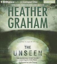 Heather Graham The Unseen 8 cd Unabridged audiobook