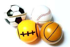 4pcs 49mm Asst Ball Soccer Yoyo yo-yo Pinata Bag Filler Birthday Party Favors