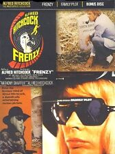 Frenzy / Family Plot - Hitchcock Masterpiece Collection (DVD,  2- Disc Set) NEW