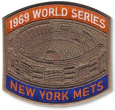 1969 New York Mets Jersey Sleeve Patch World Series Champions MLB Logo