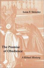 """NEW """"The Promise of Obedience"""" A Ritual History by Leon F. Strieder"""