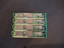 4MB (4X1MB) FPM DRAM 30 pin ECC Parity Fujitsu 814800-70PJ