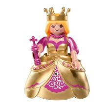 Playmobil Mystery Figure Series 7 5538 Gold Queen Skirt Scepter Crown NEW