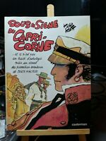Sous Le Signe Du Capri Corne by Hugo Pratt French Graphic Novel Casterman 1993