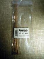 SOMMERFELDT 414 Fahrdraht 0,5 x 135mm ,DB Neuware 5 Stk im Beutel Spur N