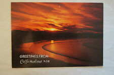 Greetings from Coffs Harbour - New South Wales - Collectable - Postcard.