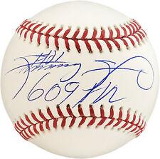 "SALE! SAMMY SOSA AUTOGRAPHED SIGNED MLB BASEBALL CHICAGO CUBS ""609 HR"""