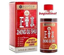Yulin, Zheng Gu Shui External Analgesic Lotion for Pain Relief 正骨水 3.4 oz (100ml