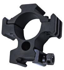 """Heavy Duty Trirail 1"""" 30mm Single Scope Ring Mount Fits BT TM15 Elite Marker"""