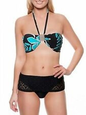 Sunseeker Beachcomber Bandeau & Skirted Pant Bikini Set Aust Sz 14