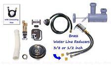 Shampoo Bowl Sink Plumbing Parts Kit  Vacuum Breaker Spray Hose TLC-116K