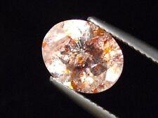 Hämatit in Quarz 2,05 Ct. natürliche Konfetti Einschlüsse (746x)