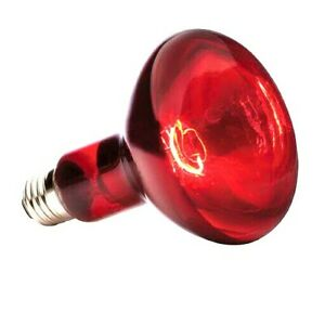Reptile infrared heat lamps / Heat emitters / B22 & E27 available / many sizes