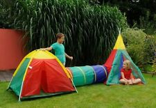 Childrens/Kid  Pop-Up  tent set Play-Tent Play-House Indoor/Outdoor Garden Girl