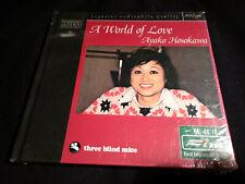Ayako Hosokawa a World of Love Three Blind Mice Xrcd Audophile NM (G12)
