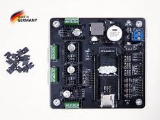CNC Shiled ESP32, Shield CNC ESP32, ESP32 CNC Shield with mini SD Card connector