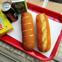 Creative Simulation French Bread Cartons Pencil Case Stationery Pouch Pen Bag