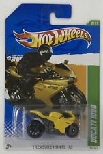 2012 Hot Wheels Treasure Hunts Series Ducati 1098 Limited Edition Rare