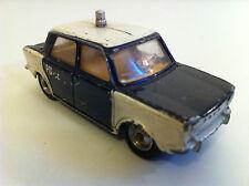 CIJ Europarc - 3/8 - Simca 1000 Police (1/43)