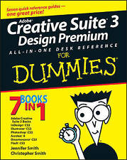 Adobe Creative Suite 3 Design Premium All-in-one Desk Reference For Dummies...