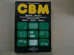 Commodore CBM Spiele-Buch 1