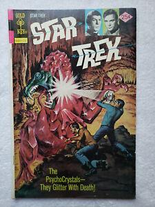 Star Trek #34 (Oct 1975, Gold Key) [VG+ 4.5]