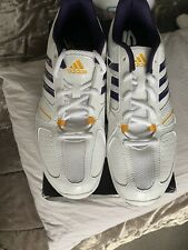 Women's Adidas Barricade Team 2 Trainers/Tennis Shoes UK Size 7 1/2