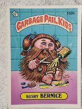 1986 garbage pail kids Card/Sticker