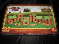 NIB 450 Piece TUMBLE TREE TIMBERS by Maxim ~ Fit With Lincoln Logs ~ Fun Gift!