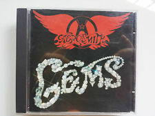"""AEROSMITH """"GEMS"""" RARE & EXCLUSIVE SPANISH CD FROM """"ROCK"""" COLLECTION"""