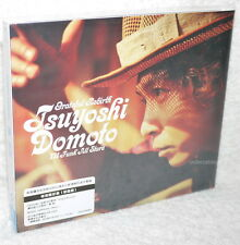 Tsuyoshi Domoto Grateful Rebirth 2016 Taiwan Ltd CD+DVD+16P (Kinki Kids)