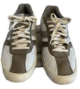 Skechers Men Sneaker 1992 Five Star Champion White Leather Tennis Shoes US 10.5