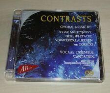 CONTRASTS Vocaal Ensemble Cantatrix Choral Music SACD 2008