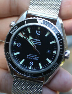 Omega Seamaster Planet Ocean 600M, CO‑AXIAL CHRONOMETER 232.30.46.21.01, 45.5mm