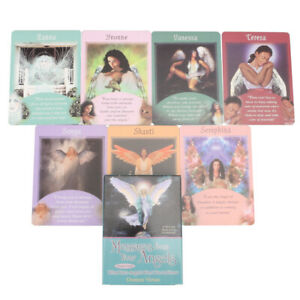 Messages From Your Angels Oracle Cards Doreen Virtue by Doreen Virtue UK