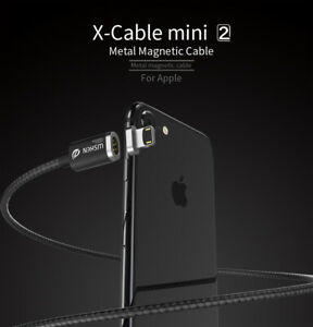 WSKEN Mini 2 Magnetic Type-C Charge Data Sync Cable For Samsung HUAWEI Android