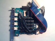 IDIS PCI Card IDR 1603_IO_ Rev1.6 Pacom DVR YuYu UTE1-5