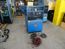 Miller Syncrowave 300 S Acdc Arc Welder With Sp4 Programmer With Cables Amp Gun